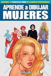 Libro Aprende A Dibujar Mujeres