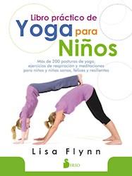 Libro Libro Practico De Yoga Para Niños