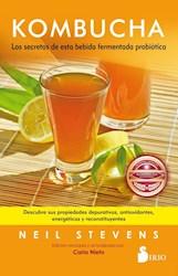 Libro Kombucha  Los Secretos De Esta Bebida Fermentada