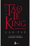 Papel TAO TE KING (TRADUCCION Y COMENTARIOS DE RICHARD WILHELM)
