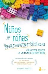 Libro Niños Y Niñas Introvertidos
