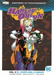 Papel Harley Quinn Universo Renacimiento Recopilatorio Vol.2