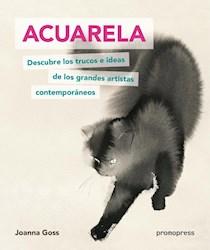 Libro Acuarela Descuble Los Trucos E Ideas De Los Grandes Artistas Contemporaneos