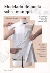 Libro Modelado De Moda Sobre Maniqui