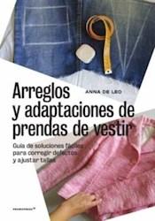 Libro Arreglos Y Adaptaciones De Prendas De Vestir.