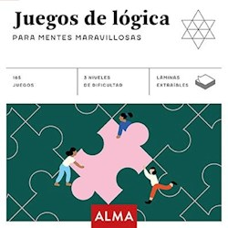 Libro Juegos De Logica Para Mentes Maravillosas