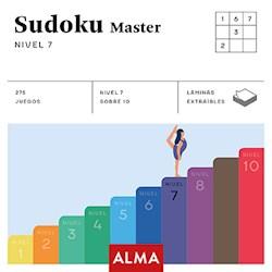 Papel Sudoku Master Nivel 7