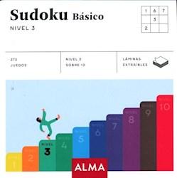Libro Sudoku Basico Nivel 3