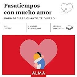Libro Pasatiempos Con Mucho Amor