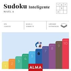 Libro Sudoku Inteligente .Nivel 6