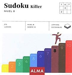 Libro Sudoku Killer Nivel 8