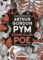 Papel Aventuras De Arthur Gordon Pym, Las Td