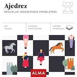 Libro Ajedrez : Resuelve Ingeniosos Problemas