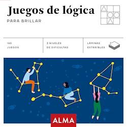 Libro Cuadrados De Diversion .Juegos De Logica Para Brillar