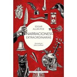 Libro Narraciones Extraordinarias.