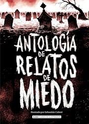 Libro Antologia De Relatos De Miedo.