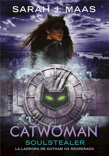 E-book Catwoman: Soulstealer (Dc Icons 4)