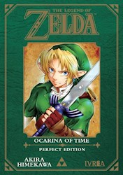 Papel The Legend Of Zelda Vol. 1 Perfect Edition En Castelano