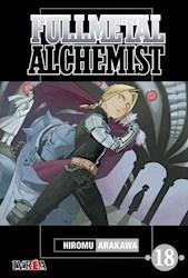 Libro 18. Fullmetal Alchemist