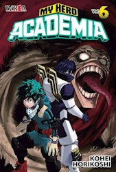 Libro 6. My Hero Academia