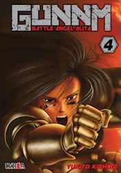Libro 4. Gunnm - Battle Angel Alita
