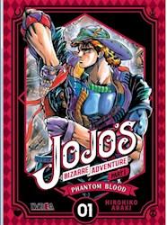 Libro 1. Jojo'S Bizarre Adventure : Phantom Blood