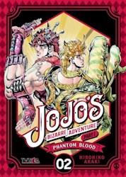Libro 2. Jojo'S Bizarre Adventure : Phantom Blood