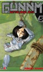 Libro 5. Gunnm - Battle Angel Alita