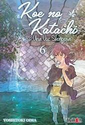 Papel Koe No Katachi, Una Voz Silenciosa Vol.6