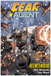 Libro 4. Fear Agent : Trabajo Duro
