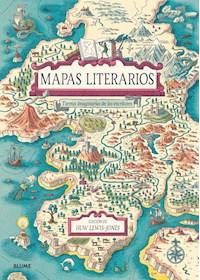 Papel Mapas Literarios