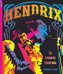 Papel Hendrix La Historia Ilustrada