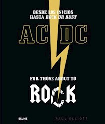 Libro Ac/Dc : For Those About To Rock