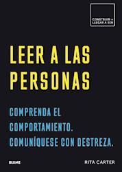 Libro Leer A Las Personas