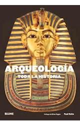 Papel ARQUEOLOGIA TODA LA HISTORIA (CARTONE)