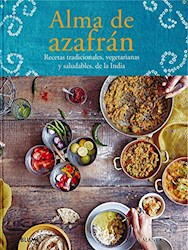 Libro Alma De Azafran.