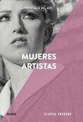 Libro Mujeres Artistas