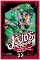 Libro 3. Jojo'S Bizarre Adventure : Phantom Blood