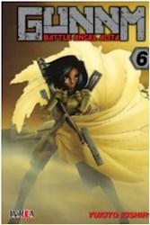 Libro 6. Gunnm - Battle Angel Alita
