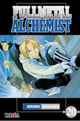 Libro 20. Fullmetal Alchemist