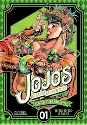Libro 1. Jojo'S Bizarre Adventure : Battle Tendency