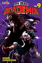 Libro 9. My Hero Academia