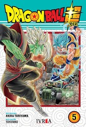 Libro 5. Dragon Ball Super