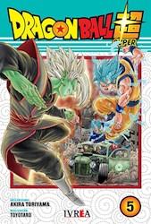 Papel Dragon Ball Super Vol.5 -Tapa Normal-