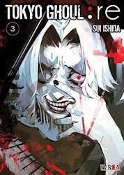 Libro 3. Tokyo Ghoul - Re