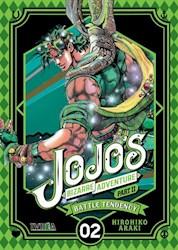 Libro 2. Jojo'S Bizarre Adventure : Battle Tendency