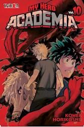 Libro 10. My Hero Academia