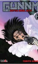 Libro 7. Gunnm - Battle Angel Alita