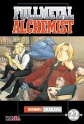 Libro 22. Fullmetal Alchemist
