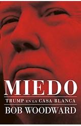 Papel MIEDO TRUMP EN LA CASA BLANCA